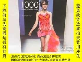 二手書博民逛書店1000罕見details in fashion designY