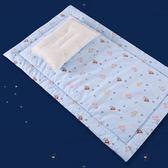兒童床墊嬰兒床床墊四季通用 新生兒童棉墊被床褥 幼兒園寶寶鋪被小褥子 春生雜貨鋪