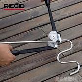 彎管器 里奇彎管器美國RIDGID工具儀錶管鐵管不銹鋼管銅管手用彎管機YTL