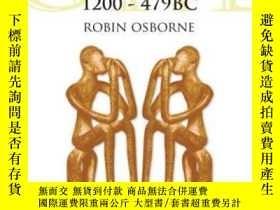 二手書博民逛書店Greece罕見In The Making, 1200-479 BcY256260 Robin Osborne