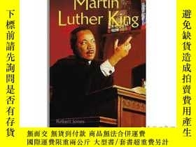 二手書博民逛書店Martin罕見Luther King-Y465786 Robert Jones Usborne Publis