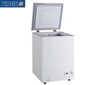 *~新家電錧~*【星星XINGX XF-152JA】140公升上掀式冷凍冷藏櫃【實體店面】