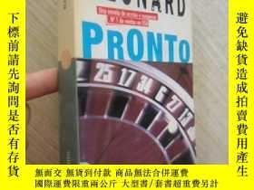 二手書博民逛書店西班牙文原版罕見Pronto (Spanish Edition)Y7215 Elmore Leonard Sa
