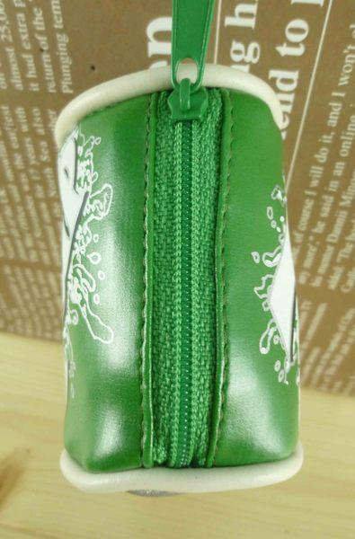 【震撼精品百貨】七喜~零錢包-綠色