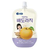 韓國 智慧媽媽 BEBECOOK 嬰幼兒桔梗雪梨汁 100ml(12個月以上)