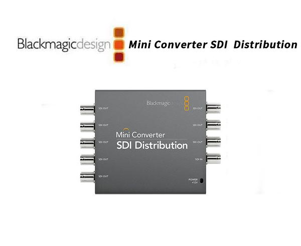 黑熊館 Blackmagic 黑魔法 Mini Converter  SDI  Distribution 迷你轉換器