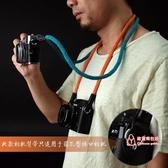 相機背帶 cam-in 棉織復古文藝相機背帶富士索尼微單攝影肩帶掛脖繩 圓孔型 多色