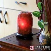【鹽夢工場】原礦造型-富貴紅原礦精油鹽燈