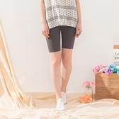【中大尺碼】百搭柔棉5分褲