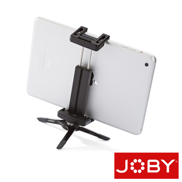 JOBY JB26小型平板座架 GripTight Micro Stand for Smaller Tablets JB01327 (台閔公司貨)