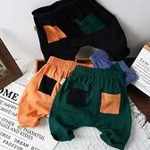 男童短褲 彈力~透氣~夏新款兒童竹節棉七分褲 男童寶寶薄款短褲大襠pp褲-Ballet朵朵