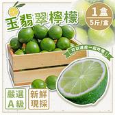 【菊頌坊】玉翡翠檸檬 5斤裝/盒