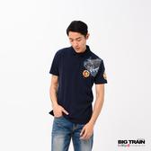 Big Train 登龍波鯉POLO衫-男-B80668