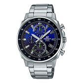 CASIO 卡西歐 手錶專賣店 EFV-600D-2A EDIFICE 男錶 三眼設計 不鏽鋼錶帶 防水100米 EFV-600D
