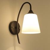 美式現代壁燈床頭燈