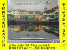 二手書博民逛書店Saint-Pierre罕見et Miquelon(聖皮埃爾和密
