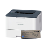 FujiXerox DocuPrint P375d 黑白雷射印表機 搭一支CT203108原廠碳粉匣