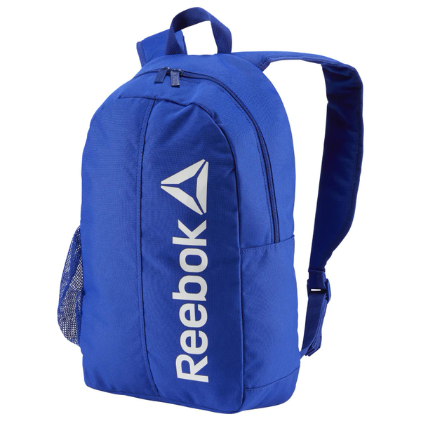 REEBOK ACTIVE CORE BACKPACK 背包 後背包 休閒 健身 水壺 藍 【運動世界】DU2881