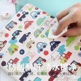 平板皮套 新款iPad保護套蘋果Air2平板電腦6超薄防摔pad5可愛卡通皮套  提拉米蘇