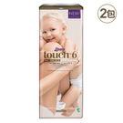 麗貝樂 touch 嬰兒紙尿褲 6號【4...