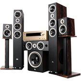 家庭影院音響AEJE 5.1家庭影院音響套裝家用ktv音箱客廳低音炮藍芽hdmi功放機 igo摩可美家