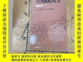 二手書博民逛書店Elements罕見of Commerce: Part. 1Y2