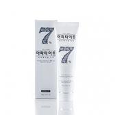 韓國晶鑽7貴婦牙膏 130g【櫻桃飾品】【27241】