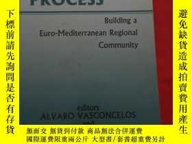 二手書博民逛書店THE罕見BARCELONA PROCESS179070 THE