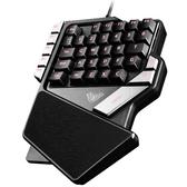 機械手感單手鍵盤鼠標游戲手機平板外接吃雞神器安卓蘋果槍神王座手游小鍵盤ipad套裝