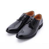 SARTORI 綁帶尖頭紳士鞋 黑 男鞋 鞋全家福