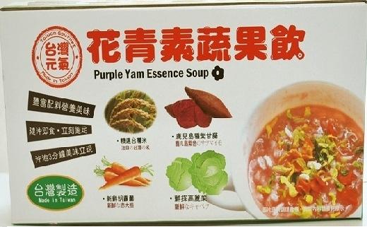 台灣花青素蔬果飲 x12盒 25公克x10袋/盒