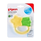 Pigeon 貝親 冰涼塑膠玩具(星星)P13898[衛立兒生活館]