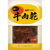 唯一牛肉干家庭號-香辣口味225g【愛買】