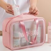 化妝收納包 化妝包女2020新款ins風超火大容量男便攜旅行防水洗漱品盒收納袋
