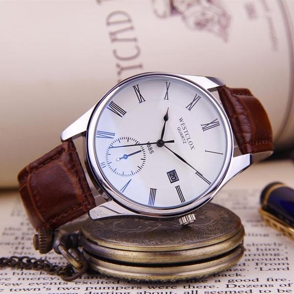 手錶男士防水腕錶女高中學生時尚潮流石英錶機械情侶錶 淇朵市集