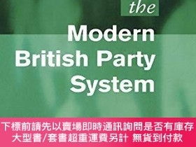 二手書博民逛書店The罕見Modern British Party SystemY255174 Paul D Webb Sag