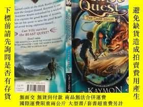 二手書博民逛書店beast罕見quest the gorgon hound:野獸探索蛇發犬Y200392