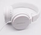 頭戴式耳機 頭戴式耳機重低音炮線控有線適用手機平板【快速出貨八折鉅惠】