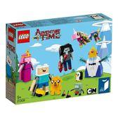 【LEGO 樂高積木】IDEA系列 探險活寶 Adventure Time LT-21308