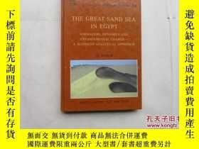 二手書博民逛書店THE罕見GREAT SAND SEA IN EGYPT:FOR