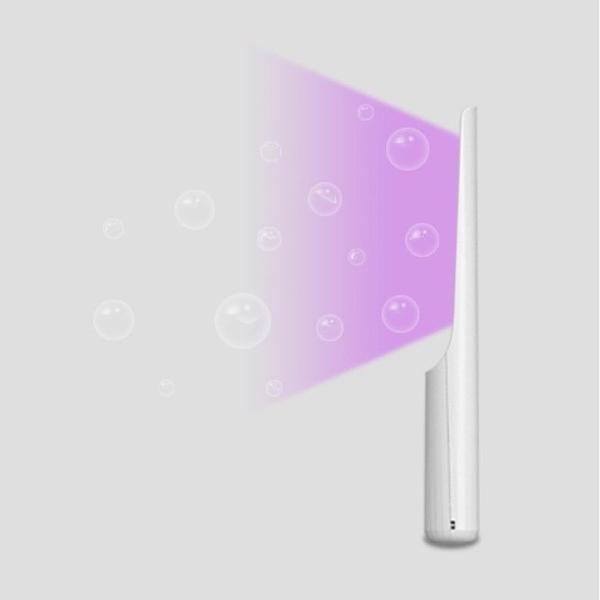 【Love Shop】S9010 LED紫外線消毒棒 大面積10顆燈手持攜帶式殺菌燈 紫外線殺菌燈 消毒燈