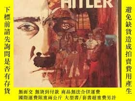 二手書博民逛書店THE罕見RISE AND FALL OF ADOLF HITL
