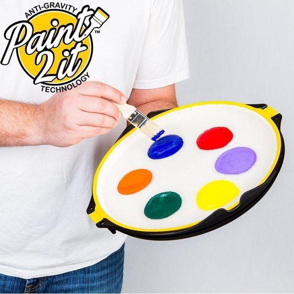 【NF199反重力油漆托盤】Paint2it 反重力油漆盤paint 2 it 畫盤 水彩盤