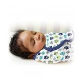 《美國Summer infant》聰明懶人育兒包巾-怪獸派對 ㊣原廠授權總代理公司貨
