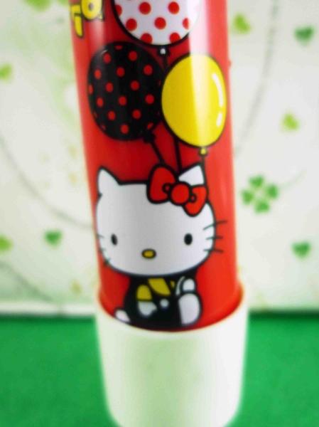 【震撼精品百貨】Hello Kitty 凱蒂貓~KITTY圓形印章套_-紅氣球
