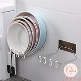 免打孔臉盆架壁掛浴室置物架衛生間盆架【大碼百分百】