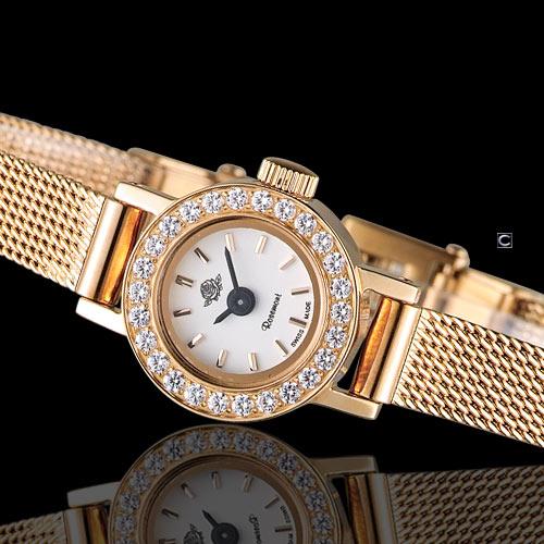 玫瑰錶 Rosemont 復刻迷你版玫瑰系列時尚腕錶 TRS21-05-MT