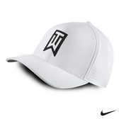 Nike Golf Tiger Woods Classic99 高爾夫球帽 白 892482-100
