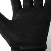 麂皮絨漏二指手套冬天季男女士防寒風保暖學生騎行半指可觸屏手套 【全館免運】