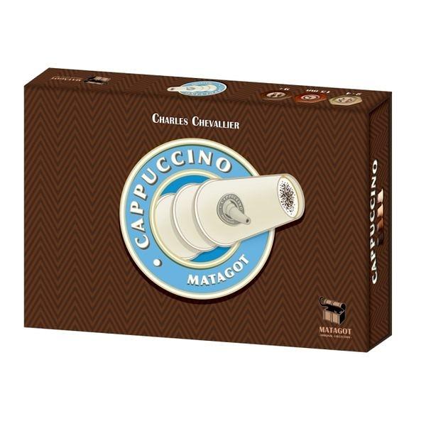 【限量專區】Cappuccino 卡布奇諾 桌上遊戲